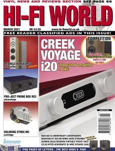 Hi-Fi World – March 2021