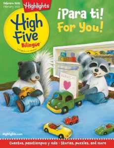 Highlights High Five Bilingue – February 2021