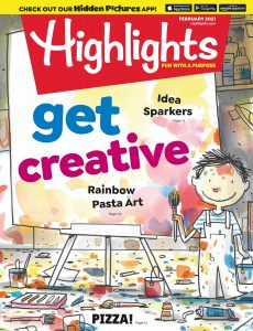 Highlights for Children – February 2021
