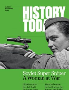 History Today – April 2020