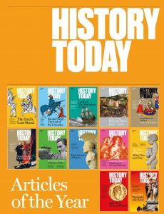 History Today – Articles of the Year 2020