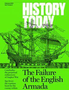 History Today – February 2021