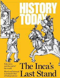 History Today – January 2020