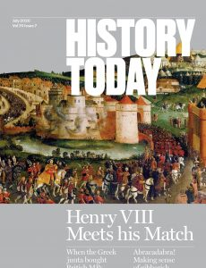 History Today – July 2020