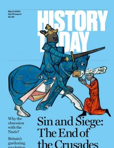 History Today – March 2021