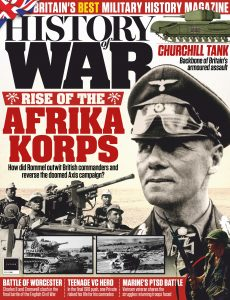 History of War – Issue 90, 2021