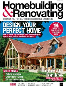 Home Building & Renovating – March 2021