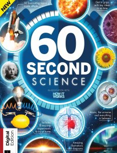 How It Works 60 Second Science – 3rd Edition, 2021