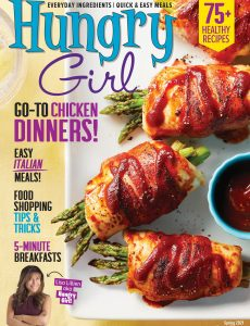 Hungry Girl – Spring 2021