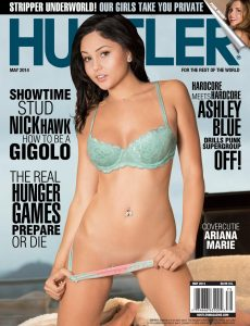 Hustler USA – May 2014