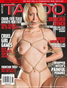 Hustler's Taboo – January 2013