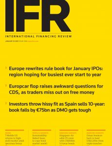 IFR Magazine – January 16, 2021