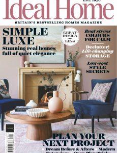 Ideal Home UK – February 2021