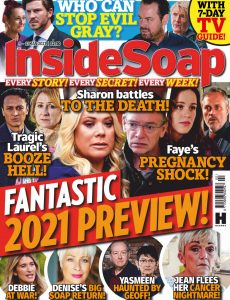 Inside Soap UK – 09 January 2021