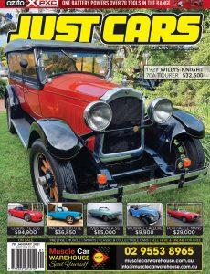 Just Cars – January 2021