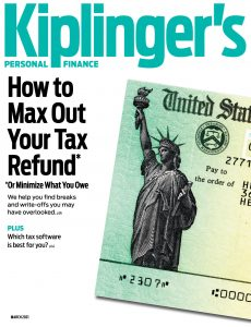 Kiplinger's Personal Finance – March 2021