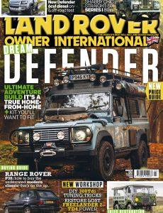 Land Rover Owner – March 2021
