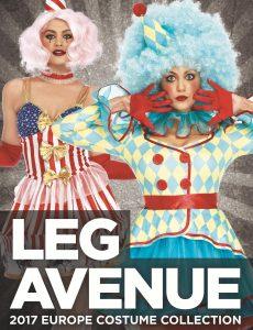 Leg Avenue – Europe Costume Collection Catalog 2017