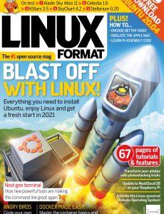 Linux Format UK – February 2021