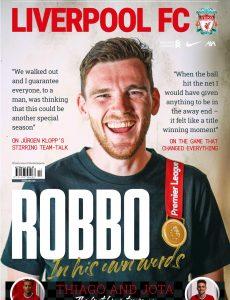 Liverpool FC Magazine – November 2020