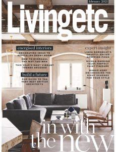 Living Etc UK – February 2021