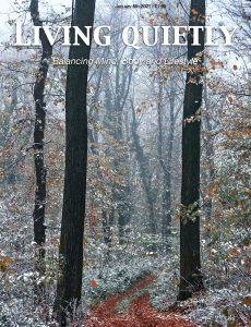 Living Quietly Magazine – 08 January 2021