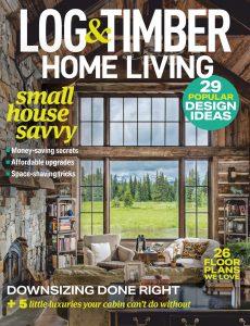 Log Home Living – January 2021