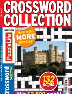 Lucky Seven Crossword Collection – January 2021