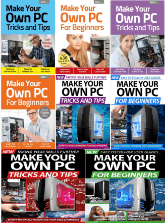 Make Your Own PC Tricks And Tips,For Beginners – Full Year 2020 Collection