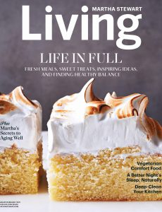 Martha Stewart Living – January-February 2021