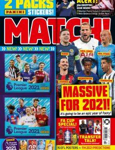 Match! – January 05, 2021