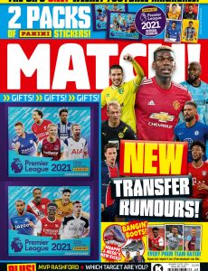 Match! – January 19, 2021