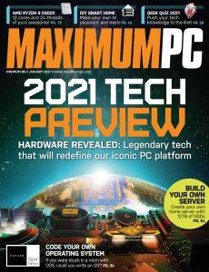 Maximum PC – January 2021
