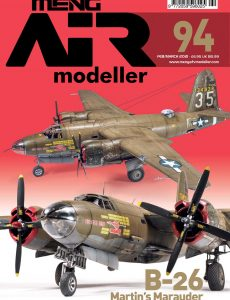 Meng AIR Modeller – Issue 94 – February-March 2021