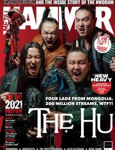 Metal Hammer UK – Issue 344, 2021