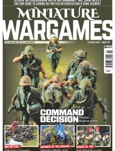 Miniature Wargames – Issue 454 – February 2021
