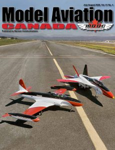 Model Aviation Canada – July-August 2020