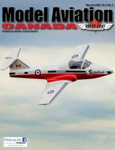 Model Aviation Canada – May-June 2020