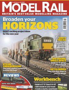 Model Rail – February 2021