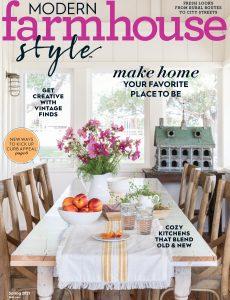 Modern Farmhouse Style – Spring 2021