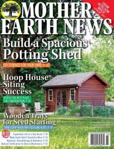Mother Earth News – February-March 2021