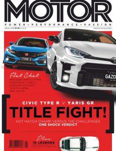 Motor Australia – January 2021