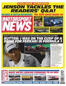Motorsport News – January 07, 2021