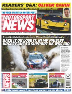 Motorsport News – January 14, 2021