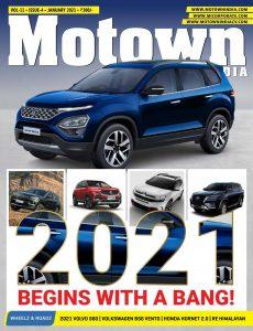 Motown India – January 2021