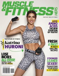 Muscle & Fitness Hers South Africa – January-February 2021