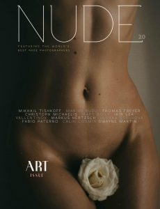 NUDE Magazine – Issue 20 January 2021