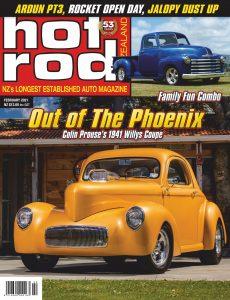 NZ Hot Rod – February 2021