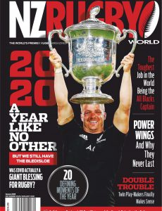 NZ Rugby World – December-January 2020