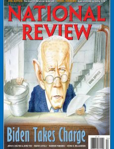 National Review – 25 January 2021